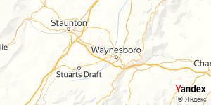Direction for - Dominos Pizza Waynesboro,Virginia,US
