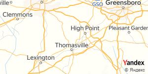 Direction for - On The Move Enterprises Thomasville,North Carolina,US