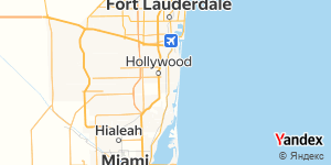 Direction for - Aaa Taxi Hollywood,Florida,US