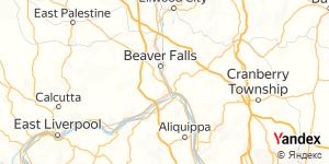 Direction for - Fallston City Hall Beaver Falls,Pennsylvania,US