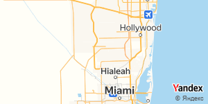 Direction for - Krinac Mobil Station Hialeah,Florida,US