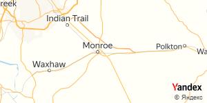 Direction for - Tienda Romeros Monroe,North Carolina,US