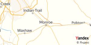 Direction for - Deejaks Restaurant Monroe,North Carolina,US