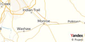 Direction for - Walgreens Monroe,North Carolina,US