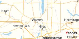 Direction for - Autozone Warren,Ohio,US