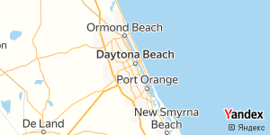 Direction for - Shiloh Missionary Bapt  Inc Daytona Beach,Florida,US