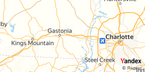 Direction for - Cırcle K GASTONIA,North Carolina,US