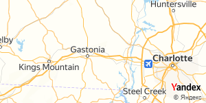 Direction for - Fraley Memorial Gastonia,North Carolina,US