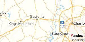 Direction for - Park Salon Gastonia,North Carolina,US