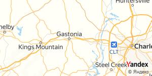 Direction for - Lenscrafters Gastonia,North Carolina,US