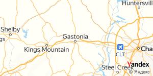 Direction for - A  B Svc Ctr Gastonia,North Carolina,US