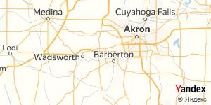 Direction for - Gioninos Pizzeria Barberton,Ohio,US