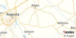 Direction for - U-Haul Neighborhood Dealer Aiken,South Carolina,US
