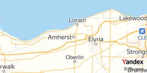 Direction for - Lifecare Ambulance Amherst,Ohio,US