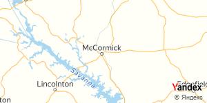 Direction for - Bethany Baptist Church McCormick,South Carolina,US