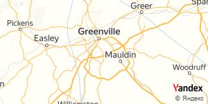 Direction for - Papa Johns Pizza Greenville,South Carolina,US
