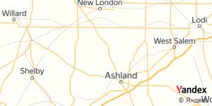 Direction for - İst Community Evangelical Ashland,Ohio,US