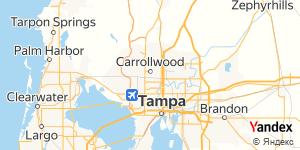 Direction for - Usa Inn Tampa,Florida,US