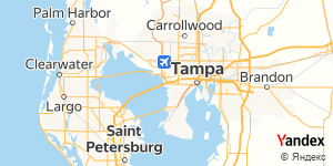 Direction for - Electric Charging Station - Lıncoln Center Tampa,Florida,US