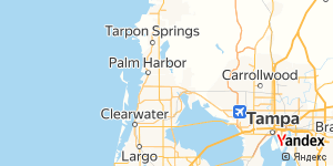 Direction for - Utive Business Palm Harbor,Florida,US