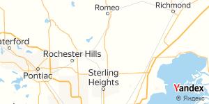 Direction for - Crissman Elementary School Shelby Township,Michigan,US