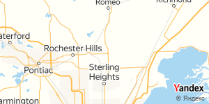 Direction for - Shelby Junior High School Shelby Township,Michigan,US