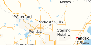 Direction for - Opus Virtual Offices Rochester Hills Rochester Hills,Michigan,US