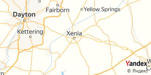 Direction for - Zion Baptist Church Xenia,Ohio,US