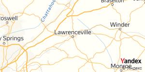 Direction for - Oak Street Lawrenceville,Georgia,US