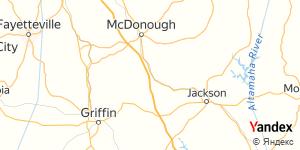 Direction for - Quiznos Locust Grove,Georgia,US