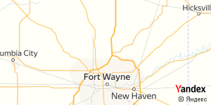 Direction for - Mcdonalds Fort Wayne,Indiana,US