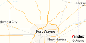 Direction for - Aico Optical Fort Wayne,Indiana,US
