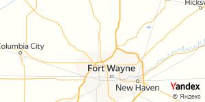 Direction for - Wallen Baptist Church Fort Wayne,Indiana,US