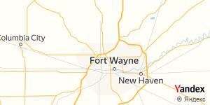Direction for - Americas Best Value Inn Fort Wayne,Indiana,US