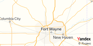 Direction for - Post Business Svc Fort Wayne,Indiana,US