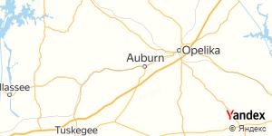 Direction for - Radiance Technologies Auburn,Alabama,US