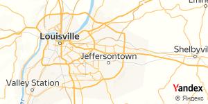 Direction for - Days Inn Hurstbourne Louisville,Kentucky,US