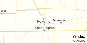 Direction for - 1 Up Kokomo,Indiana,US