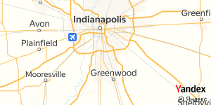 Direction for - Homecroft Police Dept Indianapolis,Indiana,US
