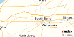 Direction for - Budget Truck Rental South Bend,Indiana,US