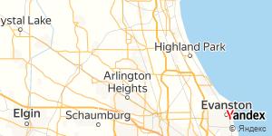 Direction for - Circle K Buffalo Grove,Illinois,US