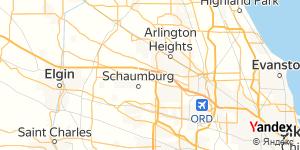 Direction for - Xsport Capital Fitness Schaumburg,Illinois,US