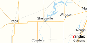 Direction for - Yotes Archery Den Shelbyville,Illinois,US