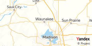 Direction for - Saia Ltl Freight Waunakee,Wisconsin,US