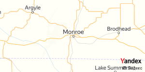 Direction for - Monroe Tire  Svc Ctr Monroe,Wisconsin,US