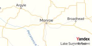 Direction for - Schwartz Insurance Monroe,Wisconsin,US