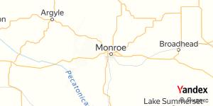 Direction for - Kundert Oil Co Station Monroe,Wisconsin,US