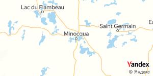 Direction for - Americinn Hotels Minocqua,Wisconsin,US