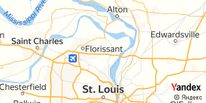 Direction for - İstian Northeast Hospital St Louis,Missouri,US