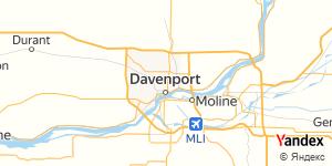 Direction for - Johnson Oil Co Davenport,Iowa,US